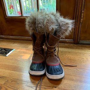 Sorel Joan of Arctic tall winter boots